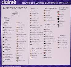 ear piercing earrings s ear piercing starter kit earrings earrings ideas starter