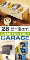 28 brilliant garage organization ideas with pictures
