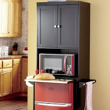 Cabinet For Mini Refrigerator Kitchen Storage Unit For Mini Fridge And Microwave From Ginny U0027s