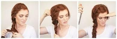 bohemian side braid festival hair tutorial wonder forest