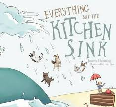 Booktopia Everything But The Kitchen Sink By Josette Hennessy - Everything and the kitchen sink