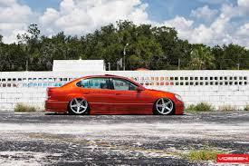 stanced lexus gs300 vossen wheels lexus gs vossen cv3r