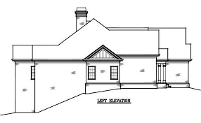 2 story 4 bedroom brick house plan by max fulbright designs