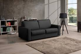 Leather Sofa Beds Uk Sale Post Genuine Italian Leather Contemporary Sofabed Leather Sofa