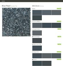 another view of blue pearl granite kitchen ideas pinterest