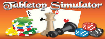 Table Top Simulator Tabletop Simulator