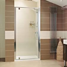 Modern Bathroom Door Bathroom Pivoting Shower Door For Contemporary Bathroom
