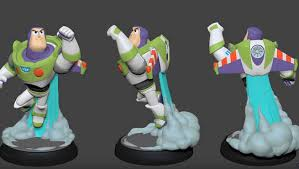 buzz lightyear premium disney infinity figure revealed