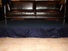 home made theater home theater platform seating hgtv