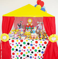 carnival birthday party my kids joint big top circus carnival birthday party party