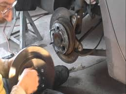 07 chevy impala rear brakes youtube