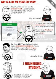 Engineering School Meme - wah this taxi uncle s analogy is damn savage but accurate hahaha