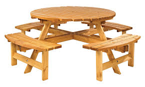 round picnic tables for sale 2 pack anchor fast elegance round picnic bench half price