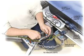 enclosed trailer interior light kit wiring your trailer hitch