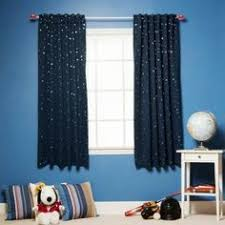 Light Blue Curtains Blackout Pleated Curtains Blackout Curtains And Curtains On Pinterest