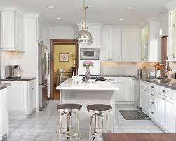 Kitchens Ideas With White Cabinets 9 Foot Ceilings Kitchen Ideas Photos Houzz