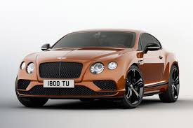 black bentley bentley continental gt speed gets more power and bold new black