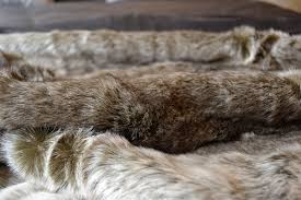 Fake Fur Blanket Natural Look Faux Fur Throws Throws U0026 Blankets Natural Bed Company