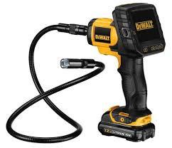 amazon black friday dewalt drill dewalt 12v wireless inspection camera u2013 amazon lightning deal 70