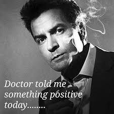 Charlie Sheen Memes - conspiracy theorist think this is how charlie sheen got hiv