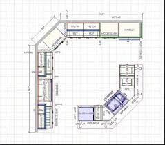 impressive kitchen layout design marvelous interior design for