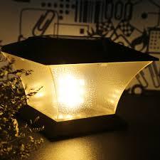 Solar Energy Lighting - solar powered portable led lamp villa wall landscape garden solar