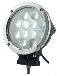 Led Outdoor Spot Lighting by 4 4 Solar Post Lights Suv 4 4 Offroad 48w Led Work Light For Truck