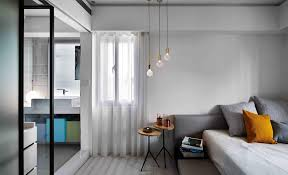 fashion designers colorful taiwanese apartment architecture