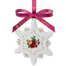 royal albert china series ornaments