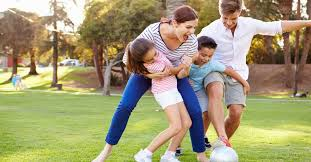 To Play With Family To Play Outside