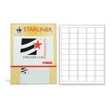 1 1 2 x 1 return address label 50 up mactac white laser labels