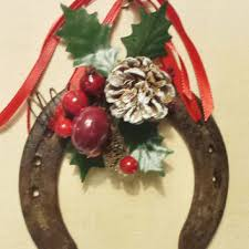 horseshoe christmas ornaments shop christmas decorations on wanelo