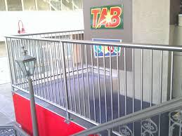 Stainless Steel Handrails Brisbane Sheet Metal Fabrication Bending Guillotining Welding Punching