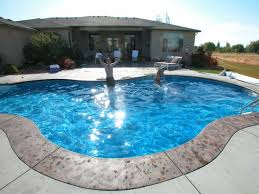Backyard Leisure Pools by In Ground Pools Leisure Pool