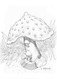mushroom house citizenolek deviantart u2026 pinteres u2026