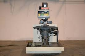 bridgeport textron r2e3 series i 3 axis cnc milling machine the