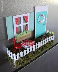 Garden Diy Crafts - diy fairy garden ideas fridge scenes consumer crafts