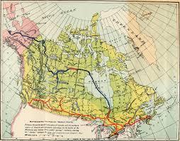 Yukon River Map File Hudson U0027s Bay Railway Route Via Missanabie And Valley Of Moose