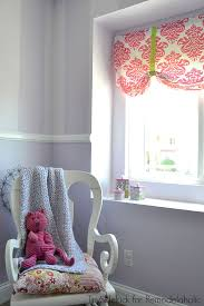 Sewing Window Treatmentscom - remodelaholic easy no sew window valance from a crib sheet