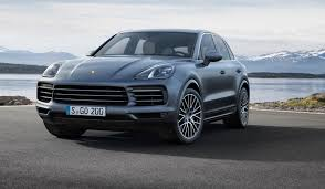 porsche jeep 2012 2018 porsche cayenne revealed australian debut due mid year