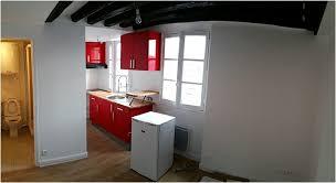 chambre de bonnes aménagement studio dans 2 chambres de bonnes