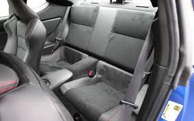 awd subaru brz elegant subaru brz back seat