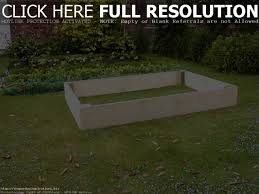 raised garden bed kit lowes home outdoor decoration