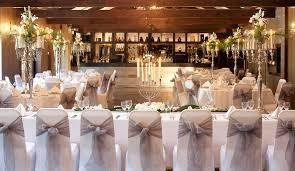 salle de mariage décoration de salle de mariage chic 20 idées en photos magnifiques