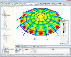 structural glass analysis and design software dlubal software
