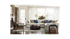 Crate And Barrel Sectional Sofa Image From Http Images Crateandbarrel Com Is Image Crate