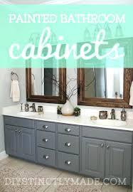 bathroom cabinet color ideas painting bathroom cabinets color ideas paml info