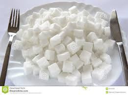 where to find sugar cubes sugar cubes on plate royalty free stock images image 8741619