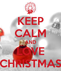keep calm and love christmas keep calm pinterest