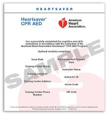 heartsaver cpr aed u2013 cpr northwest